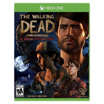 Xbox One The Walking Dead The Telltale Series: New Frontier