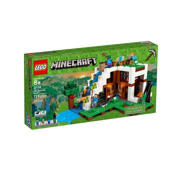 LEGO Minecraft The Waterfall Base (21134)