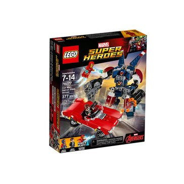 LEGO Iron Man: Detroit Steel Strikes (76077)