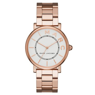 Marc Jacobs Women's Roxy Rose Gold Bracelet Watch 36mm
