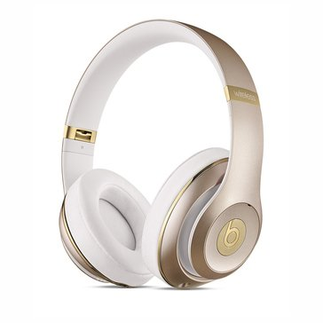 Beats by Dr. Dre Studio Wireless Headphones - Gold (MHDM2AM/B)