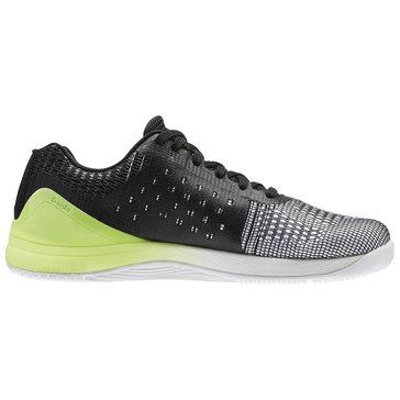Reebok CrossFit Nano 7.0 Women's Training Shoe White/ Electric Flash/ Black (CrossFitGames)