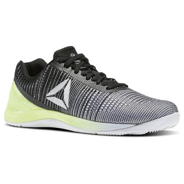 Reebok CrossFit Nano 7.0 Men's Training Shoe White/ Electric Flash/ Black (CrossFitGames)