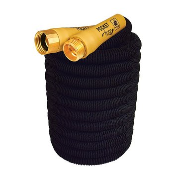 As Seen On TV Pocket Hose Top Brass Bullet, 50'
