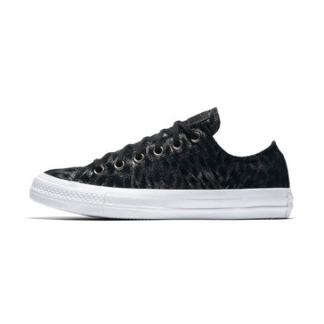 Converse Chuck Taylor All Star Oxford Women's Sneaker Black/ Black/ White