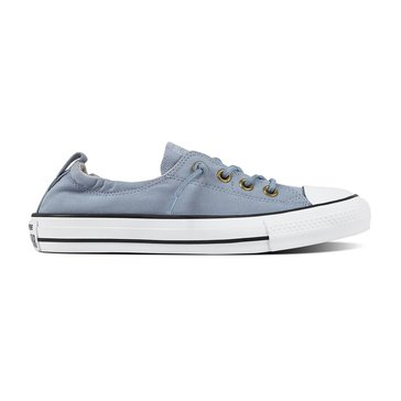 Converse Chuck Taylor All Star Shoreline Women's Sneaker Blue Skate/ Ash Grey