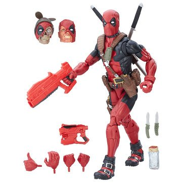Marvel Legends Series Deadpool 12