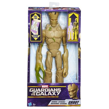 Guardians Of The Galaxy Titan Hero Deluxe Growing Groot