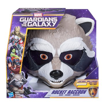 Guardians Of The Galaxy Rocket Role Play Mask