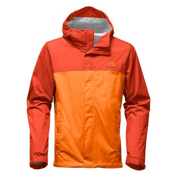 The North Face Men's Venture 2 Jacket - Orange / Black
