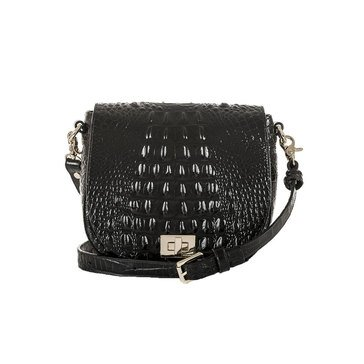 Brahmin Mini Sonny Crossbody Black Melbourne