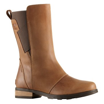 Sorel Emelie Mid Women's Waterproof Leather Boot Elk