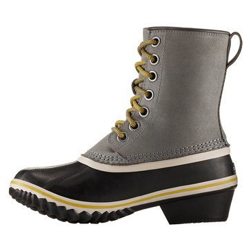 Sorel Slimpack 1964 Women's Waterproof Leather Boot Quarry