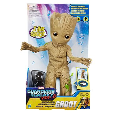 Guardians Of The Galaxy Feature Dancing Groot
