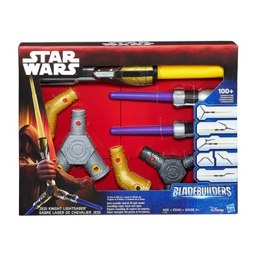 Star Wars Bladebuilders Jedi Knight Lightsaber