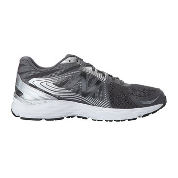 New Balance M680RK4 Men's Running Shoe Magnet/ Silver