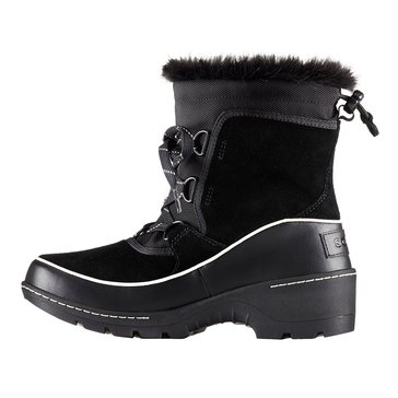 Sorel Tivoli III Women's Waterproof Insulated Bootie Black