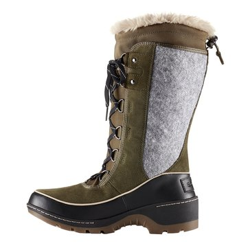 Sorel Tivoli III High Women's Waterproof Insulated Boot Nori