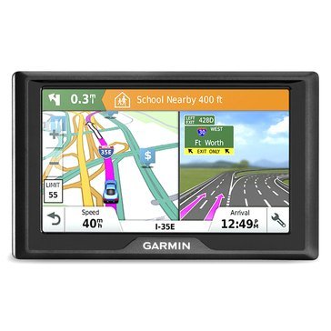 Garmin Drive 51LM GPS with Lifetime Map Updates (010-01678-0B)