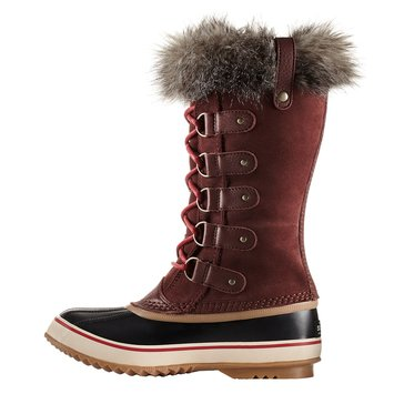 Sorel Joan Of Arctic Women's Waterproof Insulated Boot Redwood