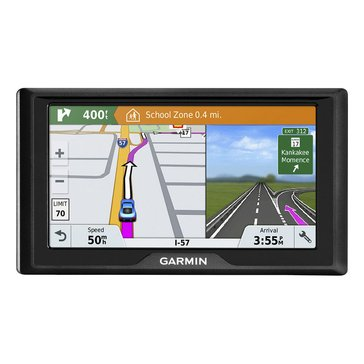 Garmin Drive 61LM GPS with Lifetime Map Updates (010-01679-0B)