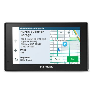 Garmin DriveAssist 51LMT-S GPS with Built-in Camera, Bluetooth, Lifetime Map and Traffic Updates (010-01682-02)