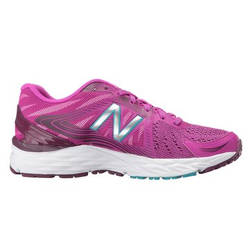 New Balance W680RP4 Women's Running Shoe Poisonberry/ Dark Mulberry