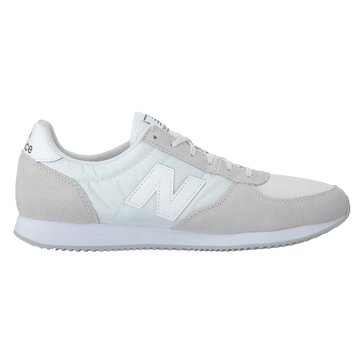 New Balance WL220WT Women's Running Shoe White/ Silver