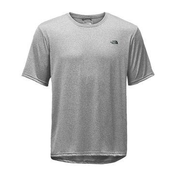 The North Face Men's Reaxion Amp Crew - Light Grey Heather
