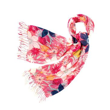 Spartina 449 Pink Meadow Scarf