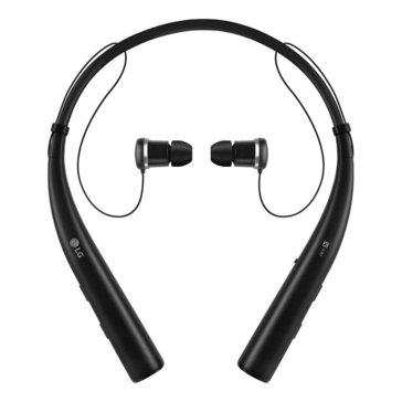 LG Tone Pro 780 Bluetooth Stereo Headset - Black