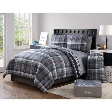 Baxter 11-Piece Comforter Dorm Kit - Full