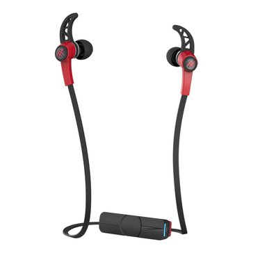 iFrogz Summit Wireless Earbuds Red