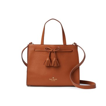Kate Spade Hayes Street Small Isobel Satchel Warm Cognac