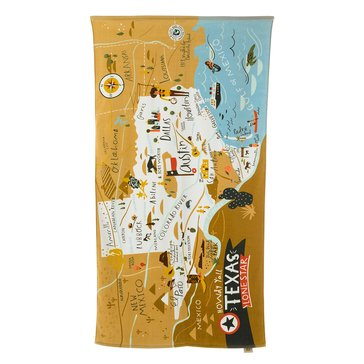 Spartina 449 Texas Beach Towel
