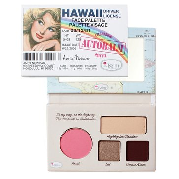 theBalm Autobalm Face Pallet - Hawaii