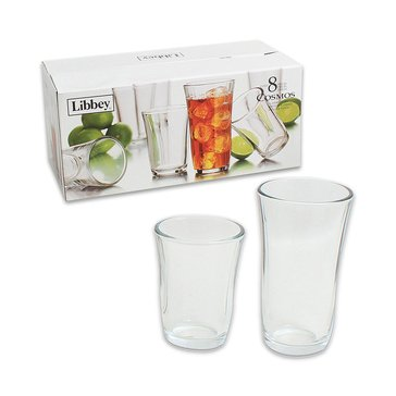 Libbey Cosmo Coolers, Set of 8