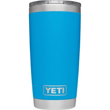 YETI Rambler 20oz Vacuum Insulated Tumbler with Lid - Tahoe Blue