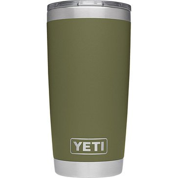 YETI Rambler 20oz Vacuum Insulated Tumbler with Lid - Olive Green
