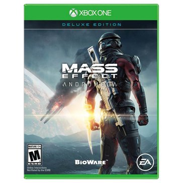 Xbox One Mass Effect Andromeda Deluxe Edition
