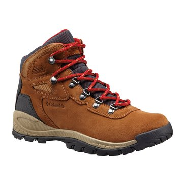 Columbia Newton Ridge Women's Hiking Boot Elk/Mountain Red