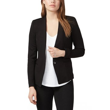 Rachel Roy Comfy Knit Blazer in Black