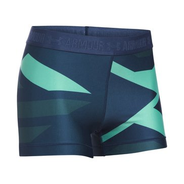 Under Armour Women's Heat Gear Armour Engineered Shorty