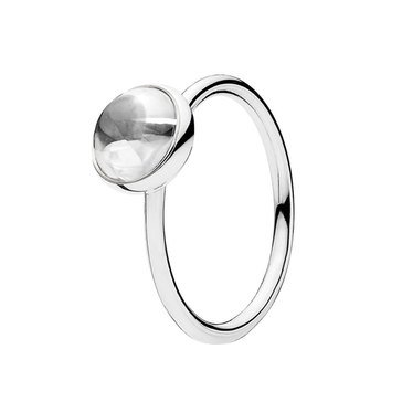 Pandora Last Chance Poetic Droplet Ring