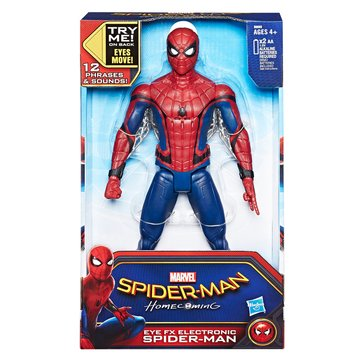 Spider-Man Homecoming Eye FX Electronic Spider-Man
