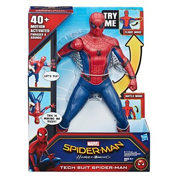 Spider-Man Homecoming Tech Suit Spider-Man