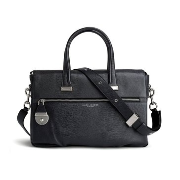 Marc Jacobs The Standard Medium East West Tote Black