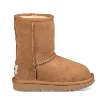 UGG T Classic II Girl's Casual Boot Chestnut