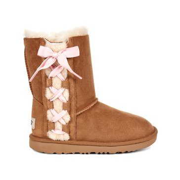 UGG K Pala Girl's Casual Boot Chestnut