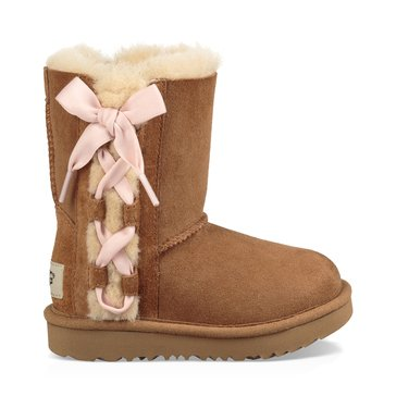 UGG T Pala Girl's Casual Boot Chestnut